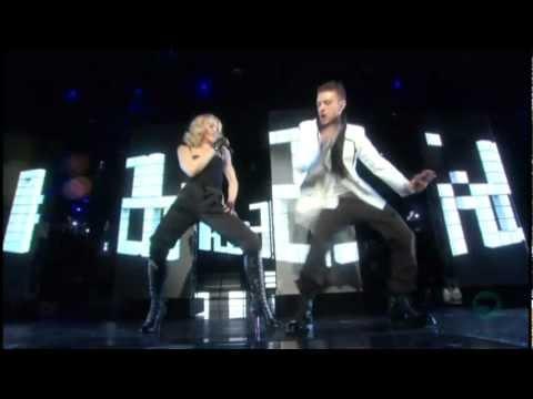 Madonna & Justin Timberlake - 4 Minutes (Roseland Ballroom, NY)