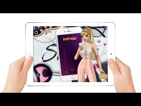 Conhecendo o Aplicativo para Smartphones: Lady Popular Fashion Arena