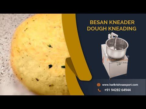 Besan Flour Kneading Machine