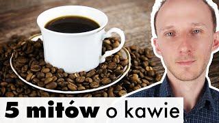 Kawa: mity, w które musisz przestać wierzyć! Czy kawa szkodzi? | Dr Bartek Kulczyński