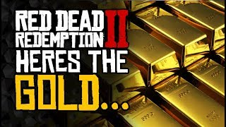 Red Dead 2 Online - Well... Here We Go With The Gold...
