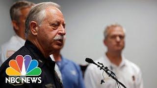 Watch Live: Officials Give Update On Virginia Beach | NBC News