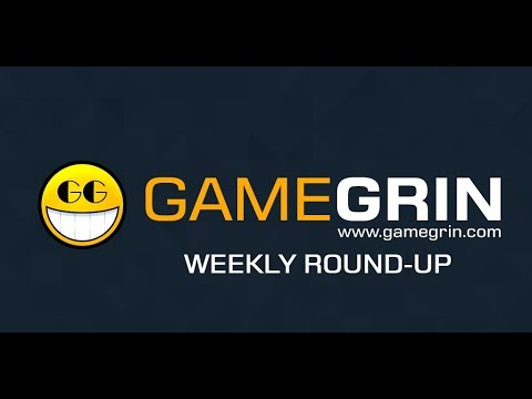 GameGrin News Round-Up 24/10/2017 - Sad Goodbyes, 8-bit Vinyl, Egg Cartridges, and all the feels. /