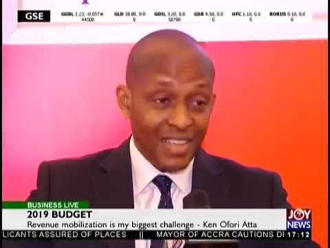 Business Live on JoyNews (19-11-18)