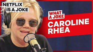 Caroline Rhea Doesn't Want To Be On TikTok   What A Joke   Netflix Is A Joke