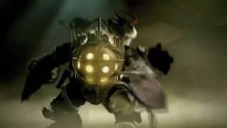 "Bioshock ""Beyond the sea"" Trailer (720p)"