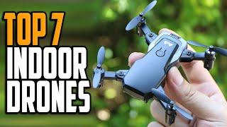 Best Indoor Drones 2020 - Top 7 Cool Indoor Drone Reviews
