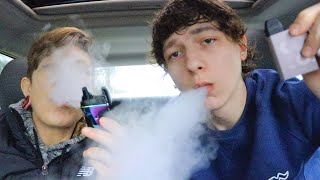 VAPE HOTBOX WITH MY MOM by Nate420