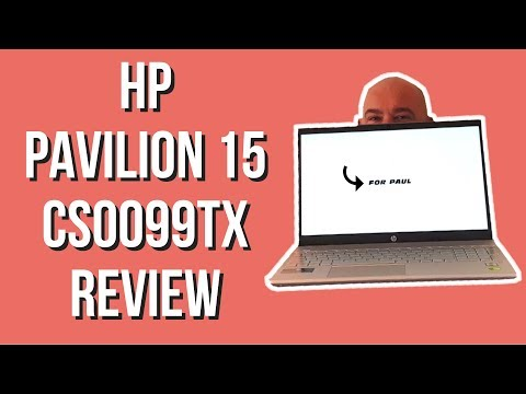 HP Pavilion 15 cs0099tx Review || Best all rounder for school, editing & gaming.