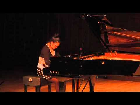 Julie Moon: Frederic Chopin Ballade No. 1 in g-minor