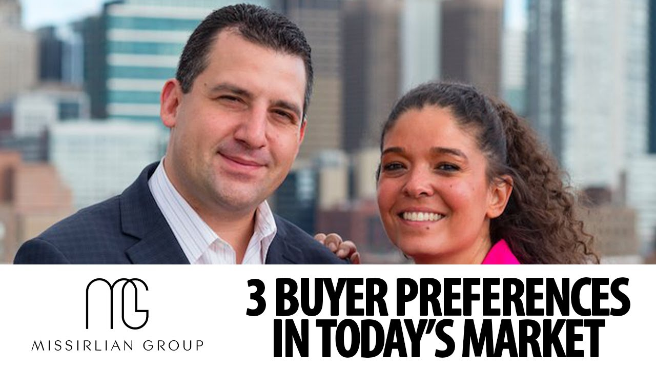 3 Buyer Preferences Sellers Need to Know