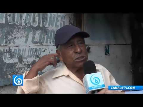 Habitantes de Tláhuac intranquilos ante las situación que se vive