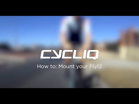 How to mount your Fly12