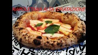 Impasto Pizza Napoletana Alta Idratazione 48H Di Lievitazione