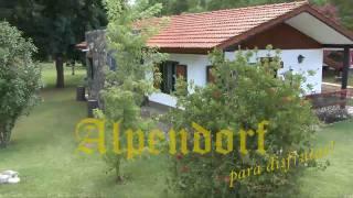 preview picture of video 'Cabañas Alpendorf HD - Villa General Belgrano'