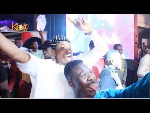 Muyiwa Ademola, Woli Agba, Shola Allyson, Mike Abdul,  Darey Justified Poweful Worship