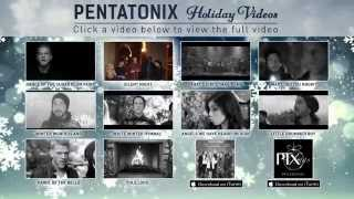 Pentatonix Holiday Video Guide