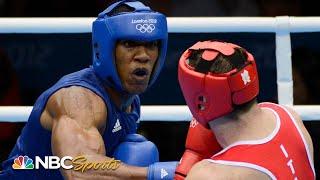 Hometown hero Anthony Joshua wins gold in London I NBC Sports