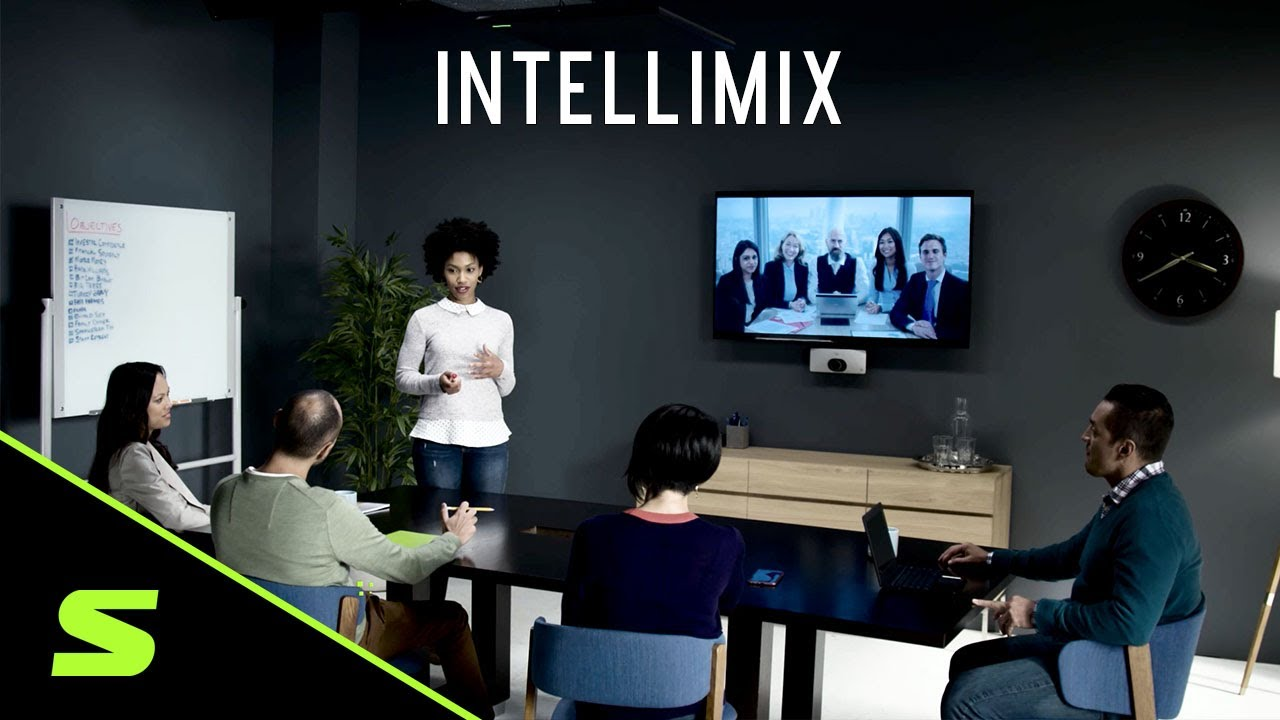 IntelliMix | Shure Digital Signal Processing Technology