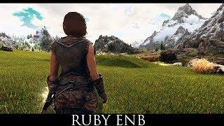 Skyrim LE Mods - RuBy ENB