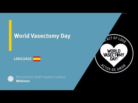 World Vasectomy Day