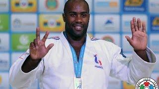 Teddy RINER - 8 TIME WORLD JUDO CHAMPION Astana 15