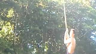 preview picture of video 'Pendulo en puente de Ciales-Ernesto'