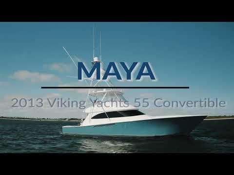 Viking 55 Convertible video