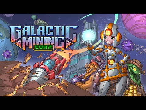 Galactic Mining Corp comes to Steam on the 18th of May