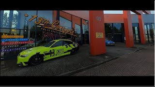 13Th Concepts FPV One take shot - CarWrapping.