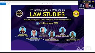 """2nd International Conference on Law Studies: """"Contemporary Issues on Family Law Various Perspective"""""""