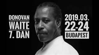 Donovan Waite, Budapest, 2019.03.