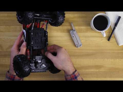 Leatherman WINGMAN - multifogó + tok videó