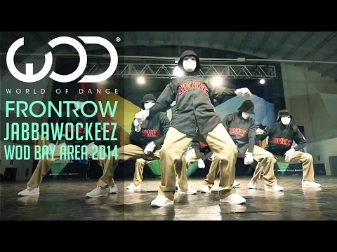 Jabbawockeez | FRONTROW | World of Dance Bay Area 2014 | : Đỉnh của đỉnh