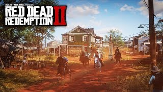 Red Dead Redemption 2 - Latest News! Where