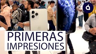 LOS PROBAMOS: iPhone 11, iPhone 11 PRO, iPhone 11 Pro Max y + en la Keynote 2019