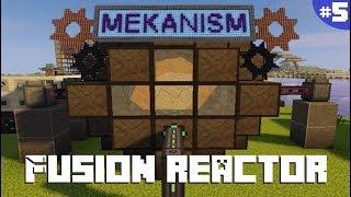 mekanism fusion reactor 1-12-2 - Kênh video giải trí dành cho thiếu