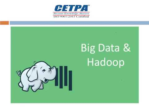 Know Basics About Big Data Hadoop Online Course