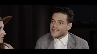 'Buster's Mal Heart' Star Rami Malek on Whether Love and Freedom Can Coexist