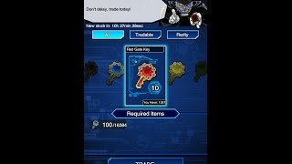Yugioh Duel Links - How to Unlock Card Trader