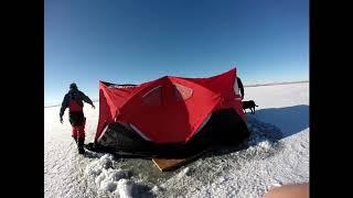 eskimo ice tents - Free video search site - Findclip Net