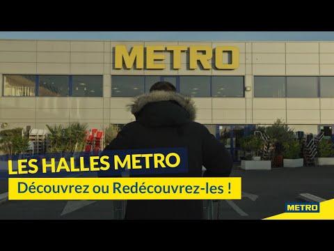 Musique pub Metro  LES HALLES METRO    Juillet 2021