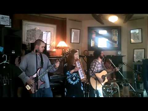 AJ Grey - Restless Heart (Live @ Chestnut Hill Cafe 2-6-2011)