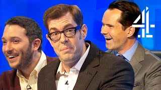 Richard Osman's Funniest Bits on 8 Out of 10 Cats Does Countdown!