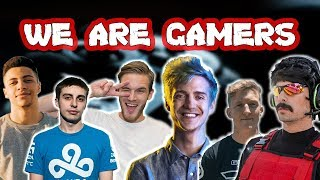 WE ARE GAMERS - Best Gaming Motivational Video