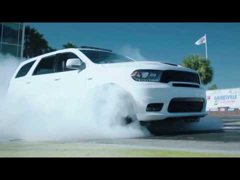 "2018 DODGE DURANGO ""Burnout"" Commercial - Los Angeles, Cerritos, Downey CA - NEW SRT - Preview - Coming Soon"