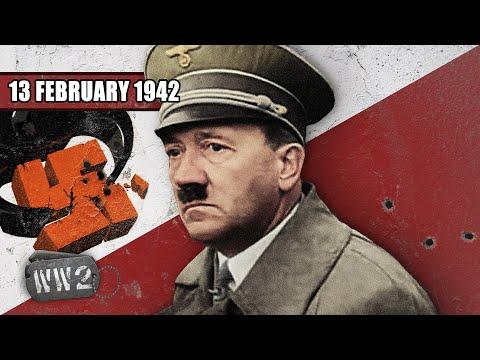 Německá armáda obklíčena: Naperte si nácka! - Druhá světová válka