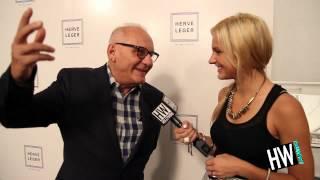 BCBGs Max Azria Interview At NY Fashion Week 2012