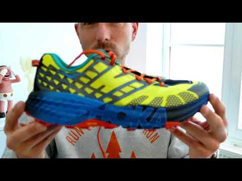Trail Running Schuhe Test: Hoka Speedgoat 2, Salomon S-lab Ultra, La Sportiva Unika ...