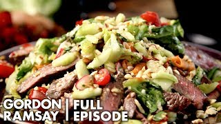 Gordon Ramsy Demonstrates The Versatility Of The Chilli | Ultimate Cookery Course